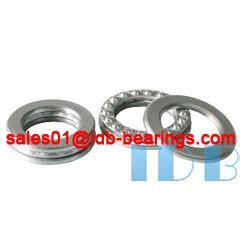 Thrust Bearing 51412 Nis 51412 thrust bearings 60x130x51mm 51412 bearing 60x130x51 ningbo zhenhai hualei bearing