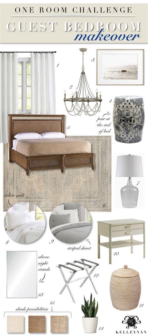one room challange one room challenge week 1 guest bedroom makeover