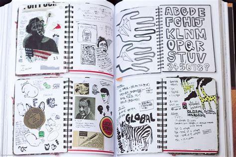 graphic inside the sketchbooks graphic inside the sketchbooks of the world s great graphic designers by parka81 via flickr