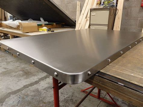 diy stainless steel table top best 25 stainless steel table top ideas on