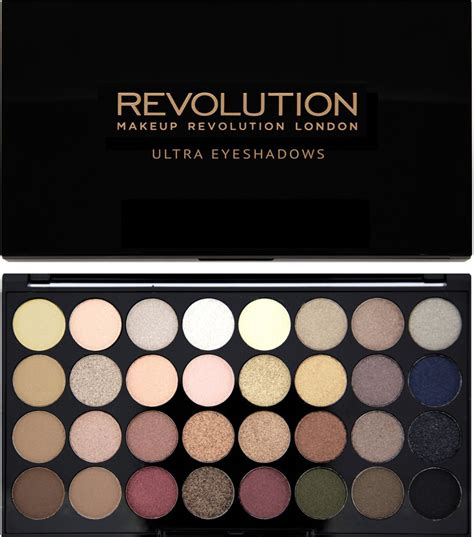 Original Brown Ultra Eyeshadow Palette Preloved makeup revolution 32 eyeshadow palettes flawless price in india buy makeup revolution