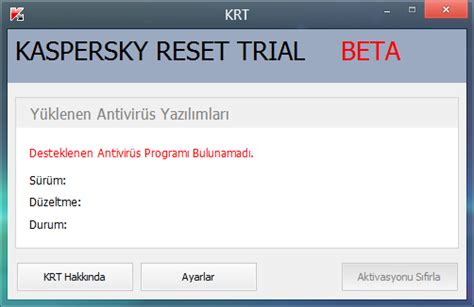kaspersky total security trial resetter kaspersky reset trial full t 252 rk 231 e indir 5 1 0 41 full