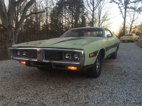 Original Dodge by 1973 Dodge Charger 340 Barn Find Survivor Original Paint