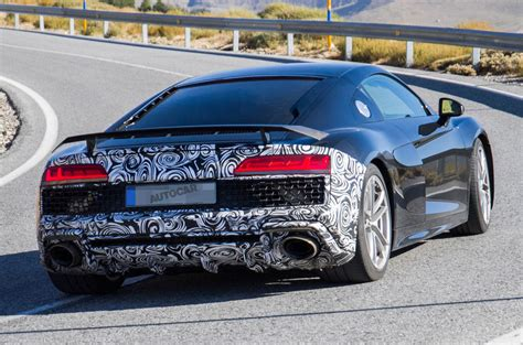 Audi R8 V6 by 2018 Audi R8 Lower Priced 2 9 Litre V6 Variant To Join