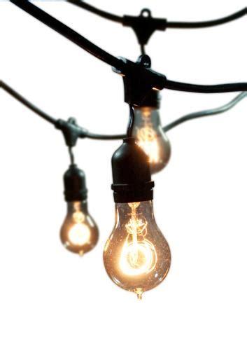 Bulbrite String15 E26 G16kt Outdoor String Light With Incandescent String Lights