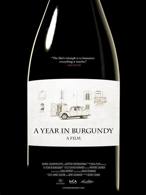 watch a year in burgundy on amazon prime instant video uk newonamzprimeuk