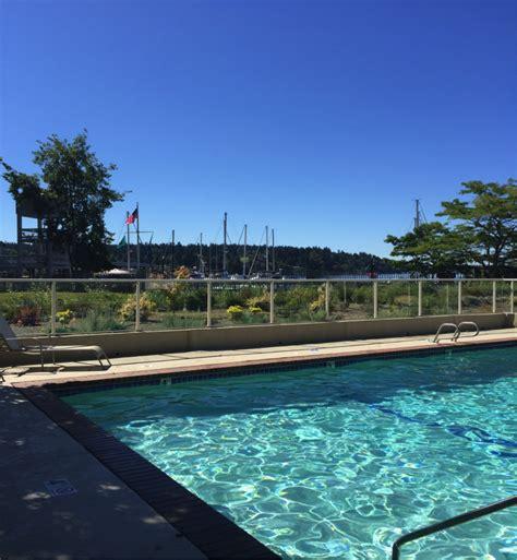 Beating The Heat In Seattle   JACK BERNARD'S TRAVELS