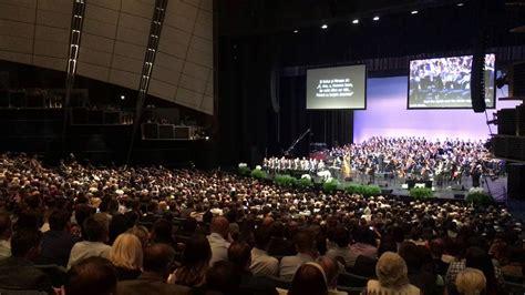 romanian united choir  orchestra  arie crown theatre