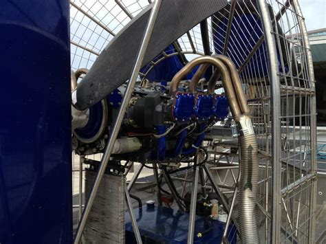 airboat motor airboat engines schmidt aviation inc