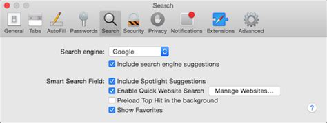 Why Do Use Search Engines How To Switch Search Engines On Mac Os X And Ios And Why You Should The Mac