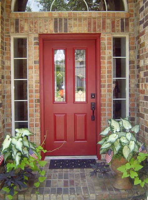 front door colors for brick house brown brick house front door colors for regarding