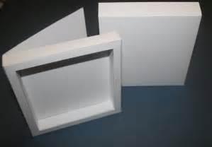 cut and craft frame card 14cm x 14cm x 2cm postal version