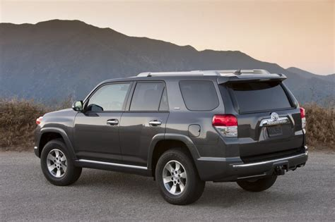 2013 Toyota 4 Runner 2013 Toyota 4runner Pictures Photos Gallery The Car