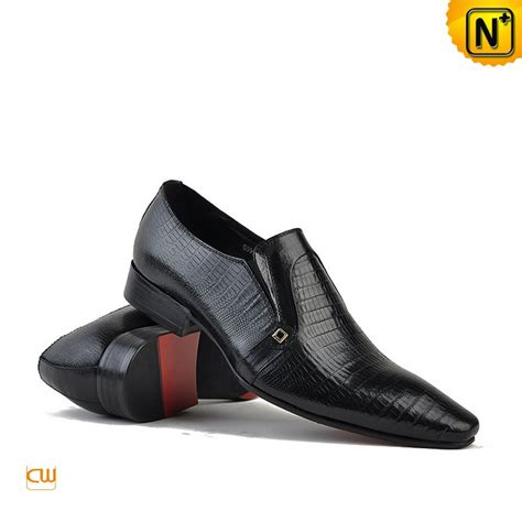 black slip on loafers mens mens black slip on leather loafers shoes cw750055