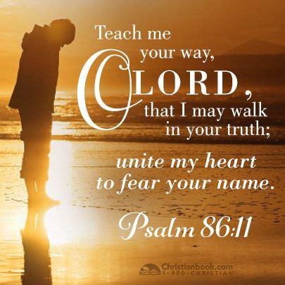 psalm 86   treading water til jesus comes