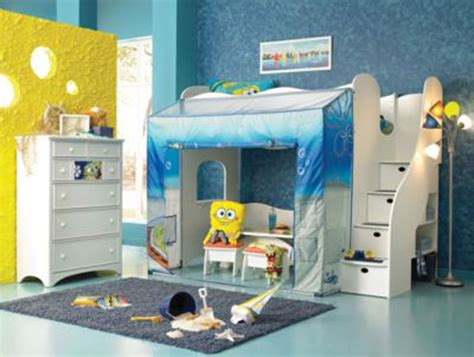 spongebob bedroom furniture spongebob loft beds