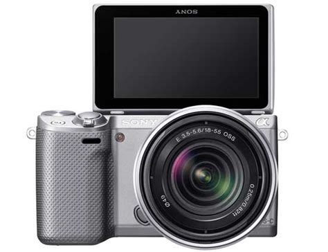 Kamera Sony Mirrorless sony nex 5r kamera mirrorless sony dengan built in wi fi