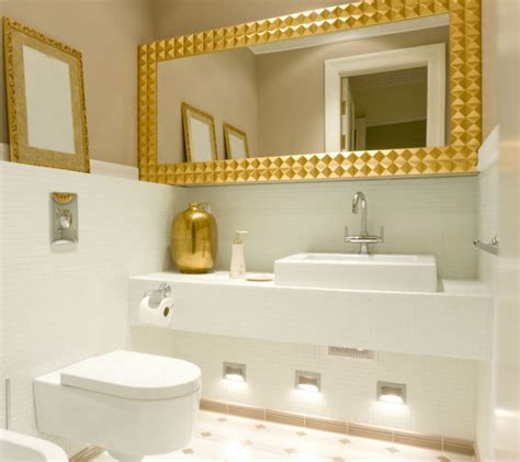 bathroom mirror frame ideas frame your bathroom mirror interior design ideas