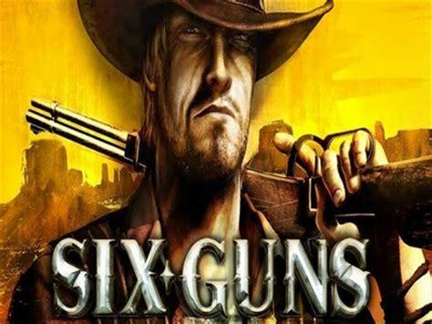 six guns mod game free download six guns mod v1 8 1 apk free download
