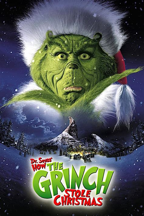 laste ned filmer dr seuss the grinch how the grinch stole christmas 2000 posters the