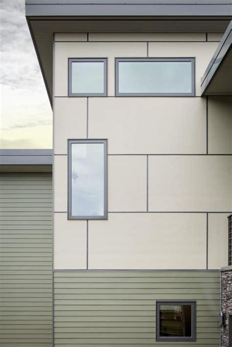 Shiplap Fiber Cement Siding by Fiber Cement Siding Collection Debuts Four Profiles For