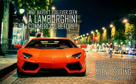 Lamborghini Advertisement Why T You Seen A Lamborghini Commercial Before
