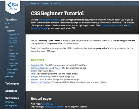 css tutorial advanced learn css online a guide codementor