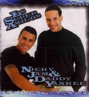 nicky jam y daddy yankee 2000 los discipulos july 2006