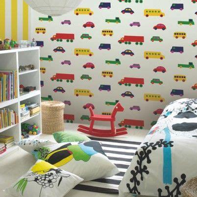 marimekko behang kinder behang wallpaper marimekko patroon bo boo bij