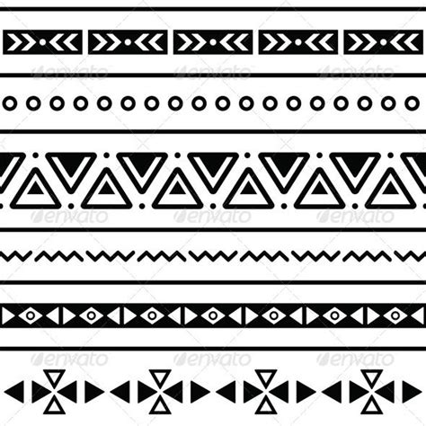 tribal pattern black and white aztec seamless pattern tribal black and white texture