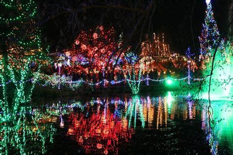 Botanical Gardens Light Show Botanical Gardens Light Show Atlanta Botanical Gardens