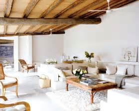 interior beautiful mediterranean house seaofgirasoles