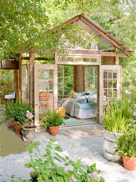 livable sheds guide  ideas  gardens