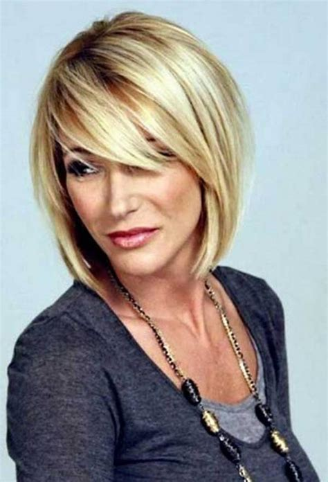 hairstyles for 50 with square short hairstyles for square faces over 50 photo 1 all