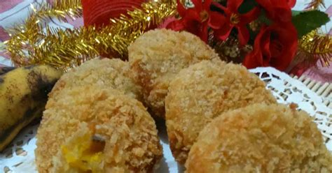 cara membuat nugget jantung pisang grace kitchen nugget pisang