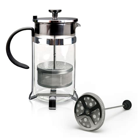 Coffee Pres tea infuser press coffee system the curated crave