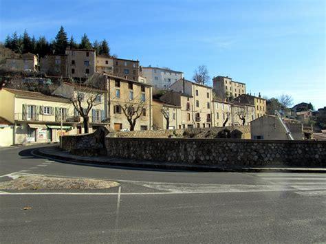 Photo à Graissessac (34260) : Vue n° 2 sur le village Graissessac, 120346 Communes.com