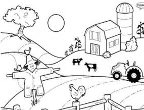Coloring Book Nature Coloring Page For Kids