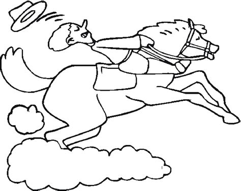 coloring pictures of horses running free coloring pages horses