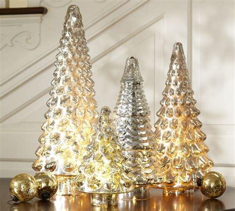 home decorative accessories uk 3 mercury glass lights set decorative accessories lighting christmas centerpieces