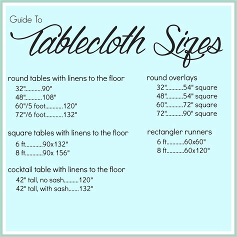 what is table cloth buying your own linens tablecloth sizes the budget