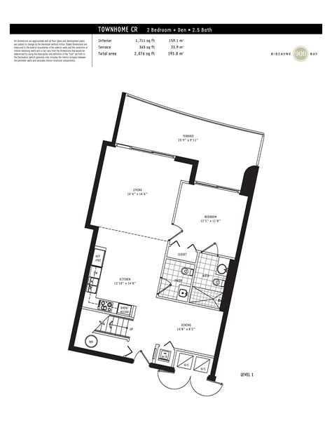 900 Biscayne Floor Plans 900 biscayne townhouse floor plans meze blog
