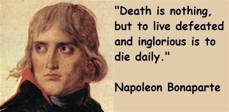 famous quotes  napoleon bonaparte quotesgram