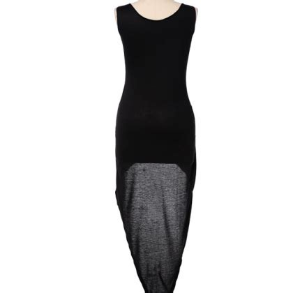 V Slim Dress Black W6966ni D slim v neck black dress fdg3 on luulla