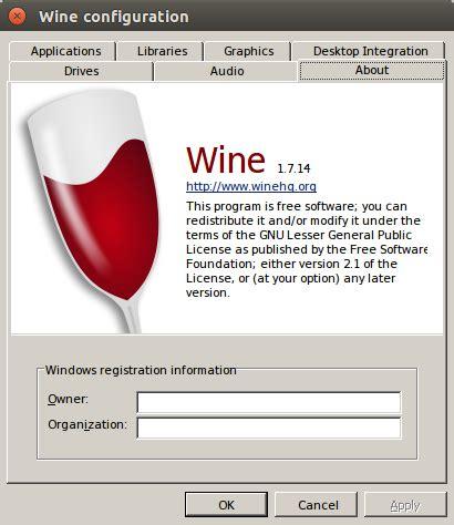 tutorial install wine di ubuntu belajar linux cara install wine versi terbaru di ubuntu