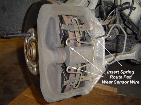 Sensor Set Cross A7 help chosing front brake pads