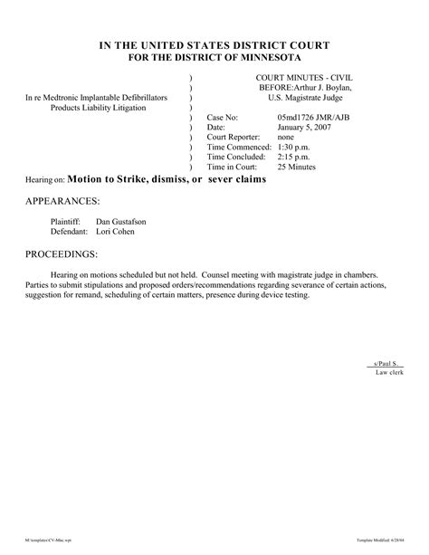 best photos of motion to dismiss template exle motion