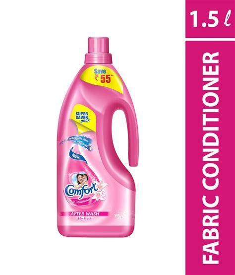 comfort pink fabric softeners 1 5 lt buy comfort pink