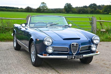 Alfa Romeo Company by Alfa Romeo 2600 Spider Factory Rhd Sold Southwood Car