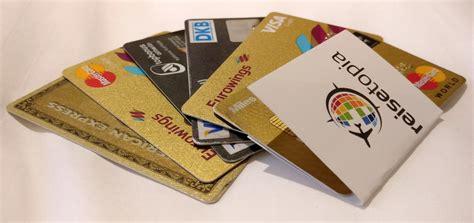 kreditkarten schnell mit welchen kreditkarten kann ich meilen sammeln